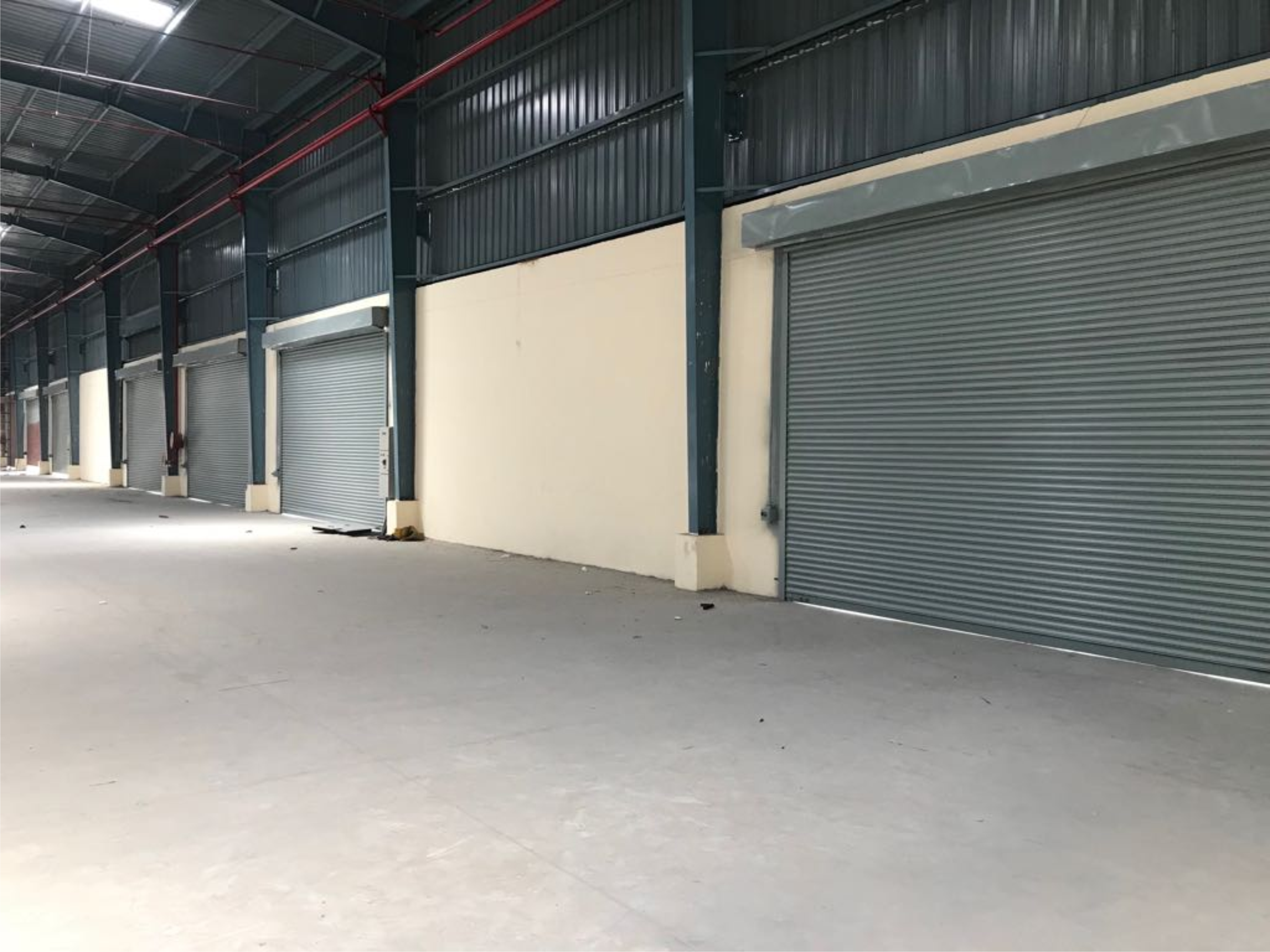 Automatic Rolling Shutters Manufacturer in Noida - Hind Automatic Systems is a entrance automation company ,doing fabrication , manufacturing and supplying of Motorized Rolling Shutters, Automatic Gates, High Speed Doors, Dock Levelers, Sectional Doors, Automatic Boom Barriers